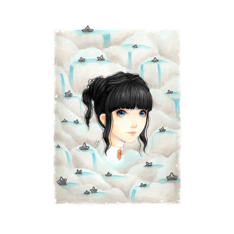 Star Soak Accessories Sticker by Nana Marchae Art Shop