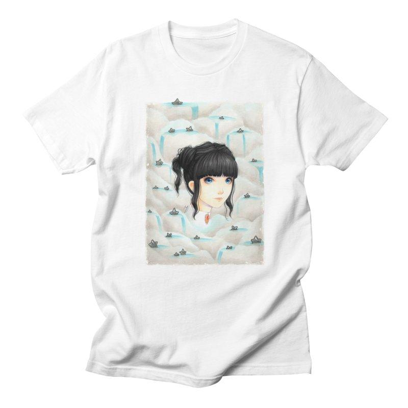 Star Soak Men's T-Shirt by Nana Marchae Art Shop