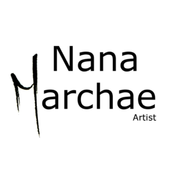 Nana Marchae Art Shop Logo