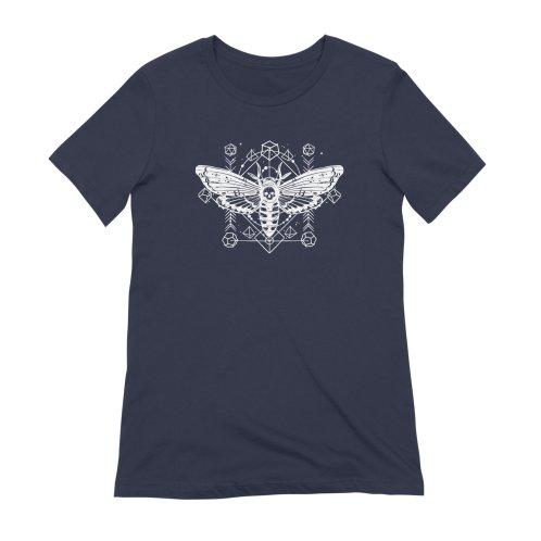 image for Skull Moth RPG Dice