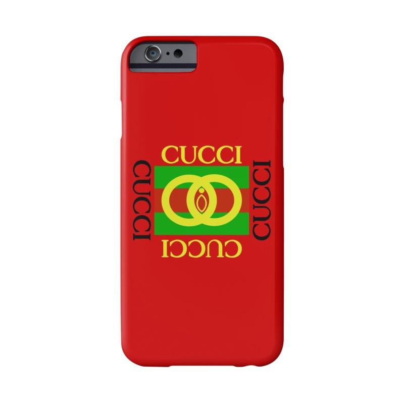 CUCCI Block Accessories Phone Case by NatalieBlaine Design