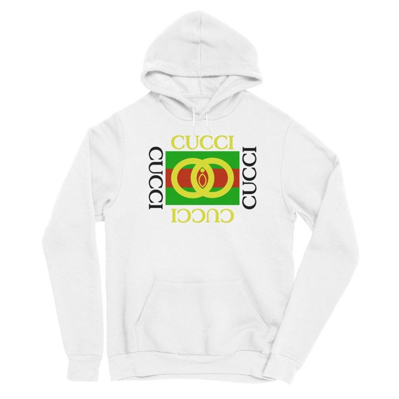 CUCCI Block Men's Pullover Hoody by NatalieBlaine Design
