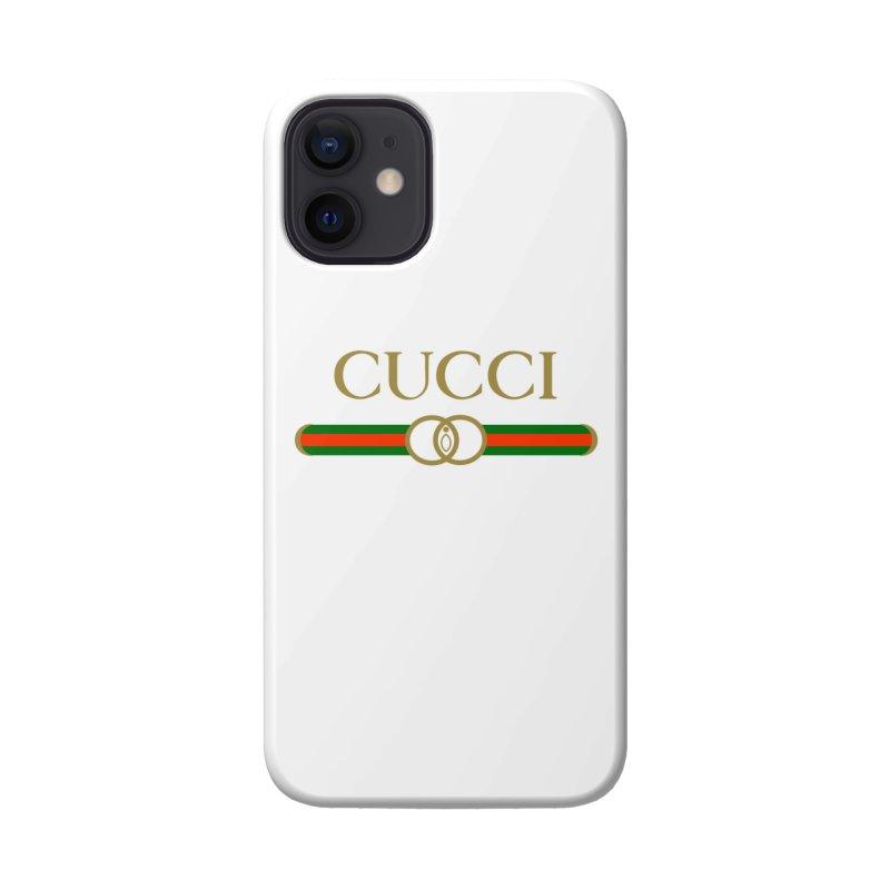 CUCCI Stripe Accessories Phone Case by NatalieBlaine Design