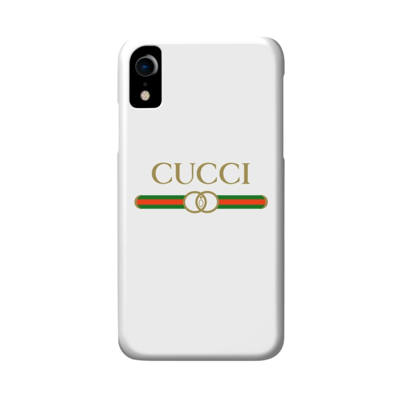 CUCCI Stripe Accessories Phone Case by NatalieBlaine Design