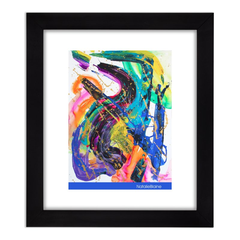 What About That Home Framed Fine Art Print by NatalieBlaine Design