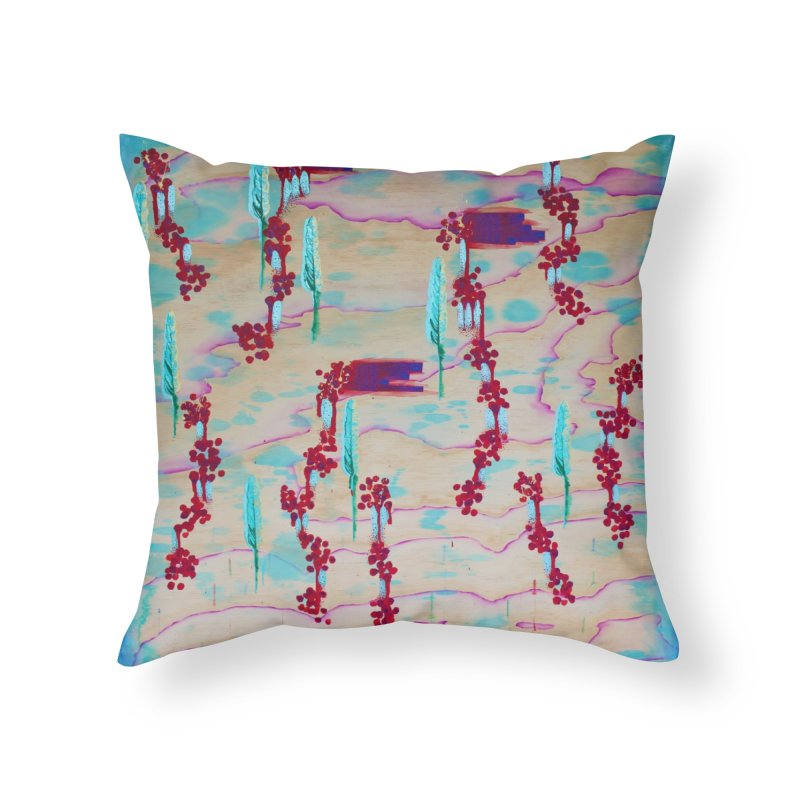 Shared Levels Home Throw Pillow by NatalieBlaine Design