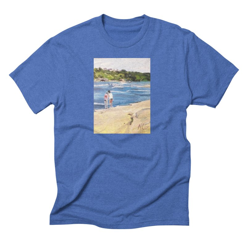 Wednesday Afternoon on Belle Isle Men's T-Shirt by NatalieGatesArt's Shop