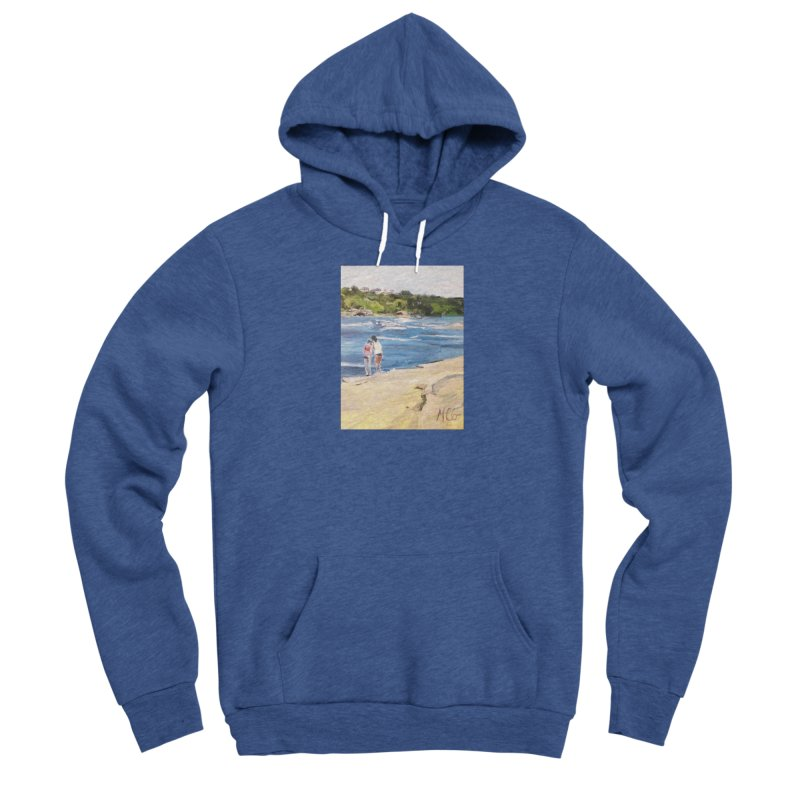 Wednesday Afternoon on Belle Isle Women's Pullover Hoody by NatalieGatesArt's Shop