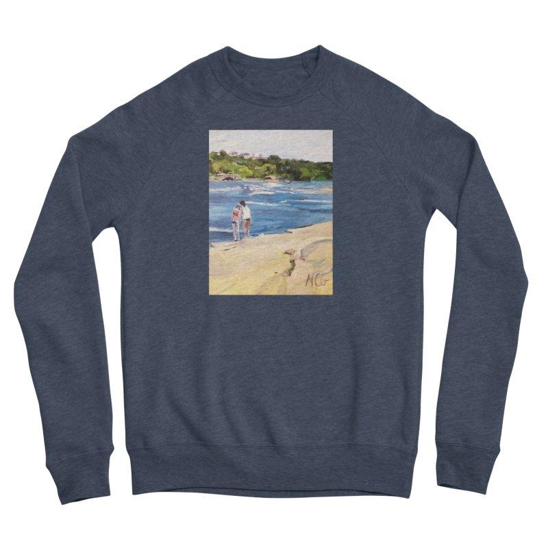 Wednesday Afternoon on Belle Isle Women's Sponge Fleece Sweatshirt by NatalieGatesArt's Shop