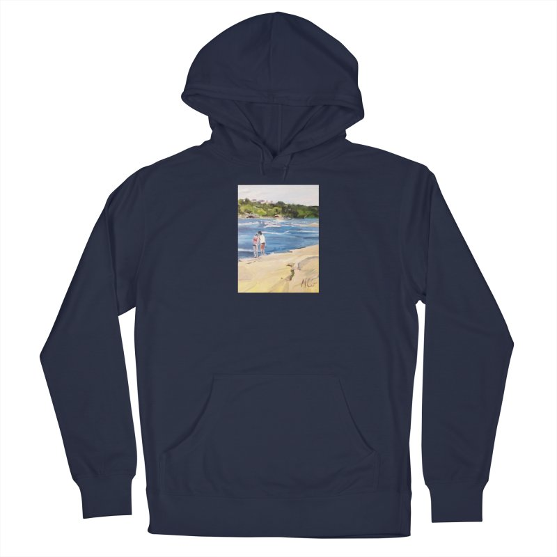 Wednesday Afternoon on Belle Isle Men's Pullover Hoody by NatalieGatesArt's Shop
