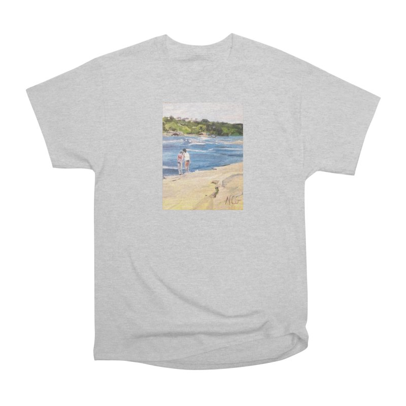 Wednesday Afternoon on Belle Isle Women's Heavyweight Unisex T-Shirt by NatalieGatesArt's Shop