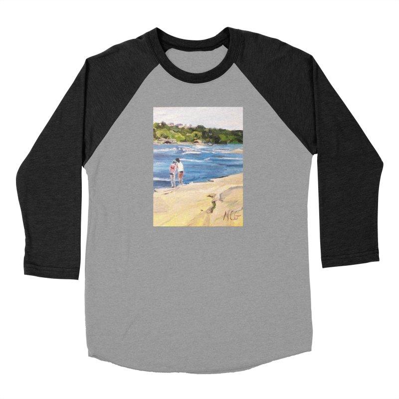 Wednesday Afternoon on Belle Isle Men's Baseball Triblend Longsleeve T-Shirt by NatalieGatesArt's Shop
