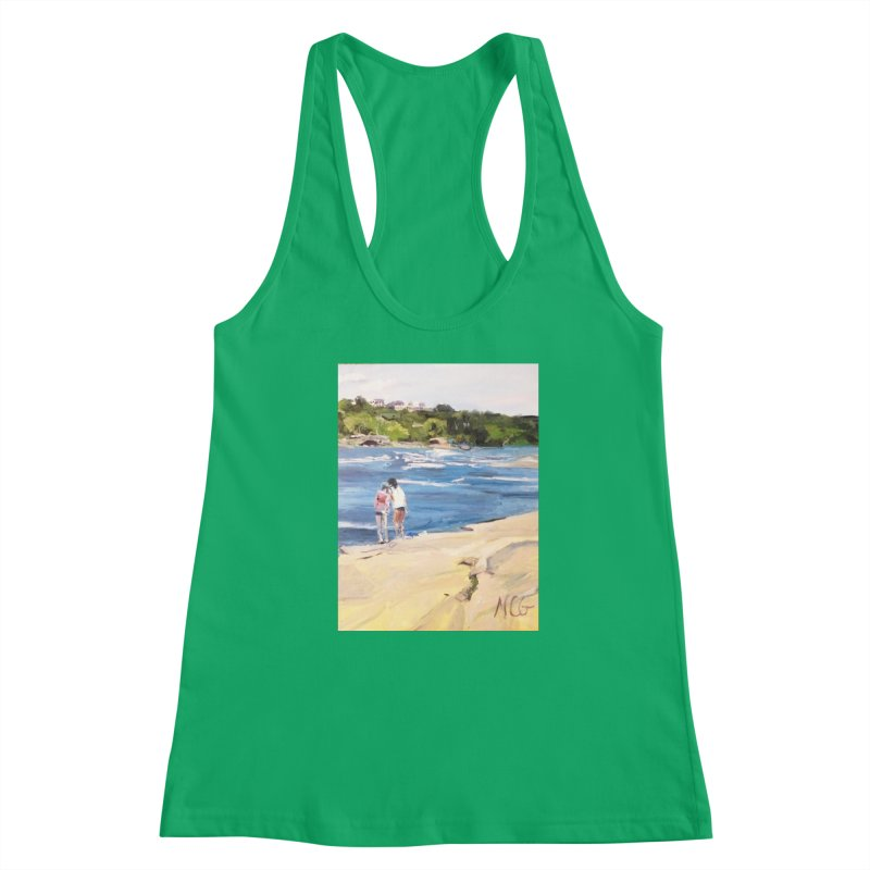 Wednesday Afternoon on Belle Isle Women's Tank by NatalieGatesArt's Shop