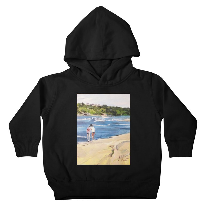 Wednesday Afternoon on Belle Isle Kids Toddler Pullover Hoody by NatalieGatesArt's Shop