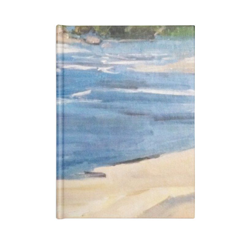Wednesday Afternoon on Belle Isle Accessories Notebook by NatalieGatesArt's Shop