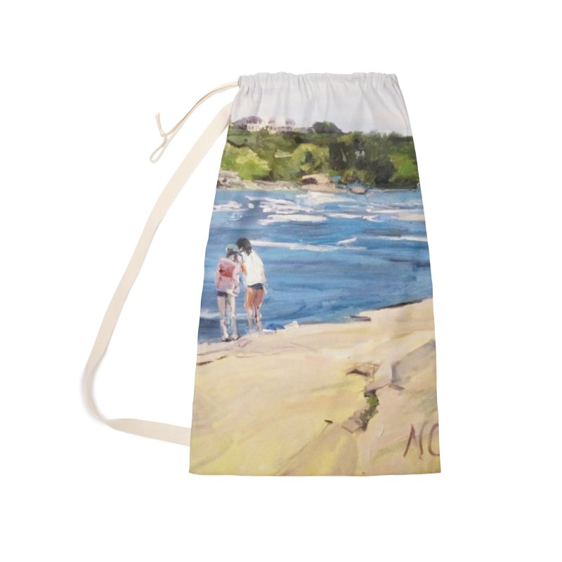 Wednesday Afternoon on Belle Isle Accessories Bag by NatalieGatesArt's Shop