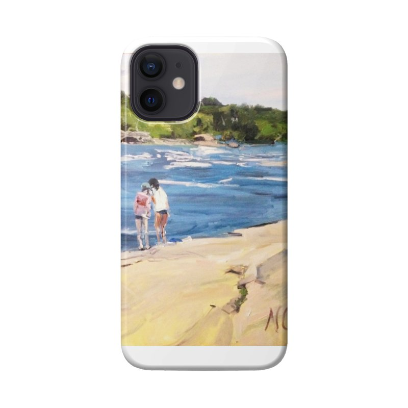 Wednesday Afternoon on Belle Isle Accessories Phone Case by NatalieGatesArt's Shop