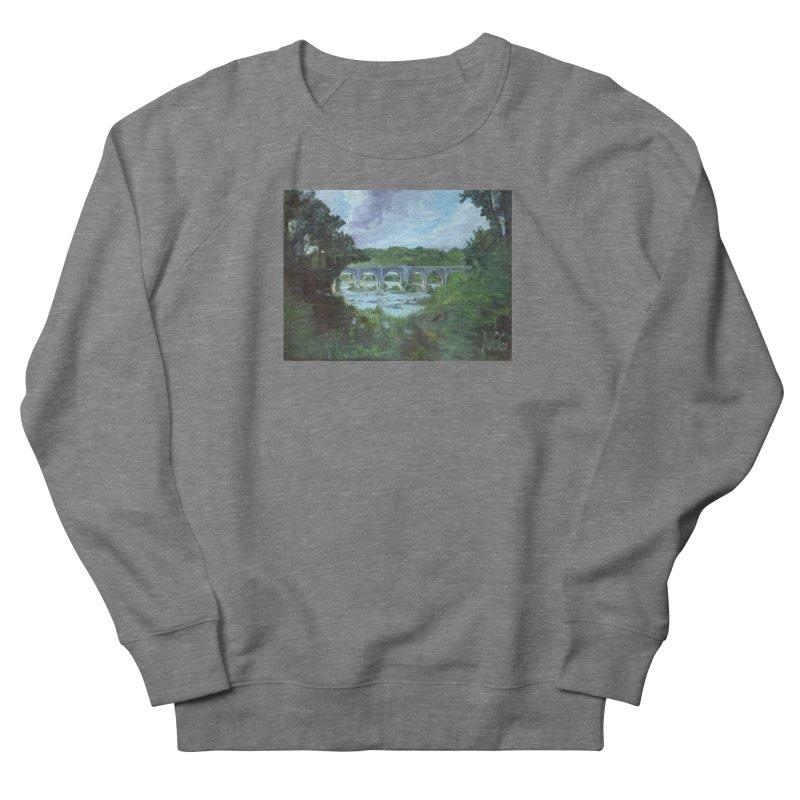 Bridge Over the James, Richmond, VA Women's Sweatshirt by NatalieGatesArt's Shop