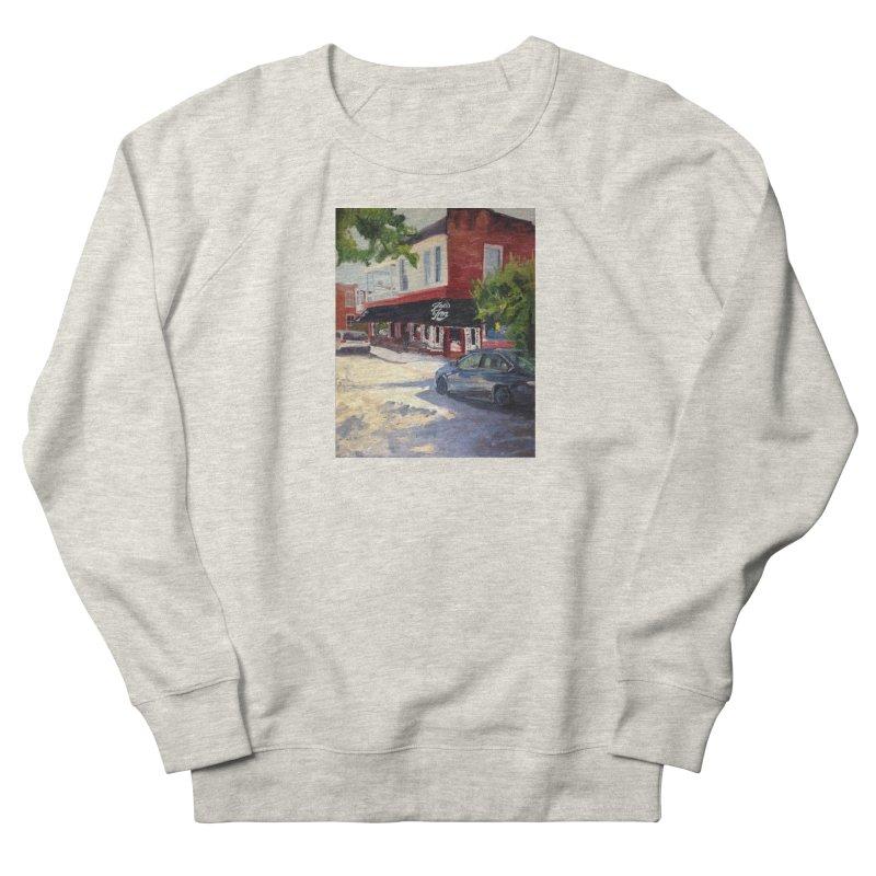 Joe's Inn Men's French Terry Sweatshirt by NatalieGatesArt's Shop