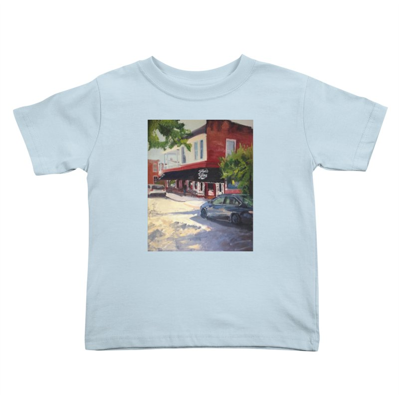 Joe's Inn Kids Toddler T-Shirt by NatalieGatesArt's Shop