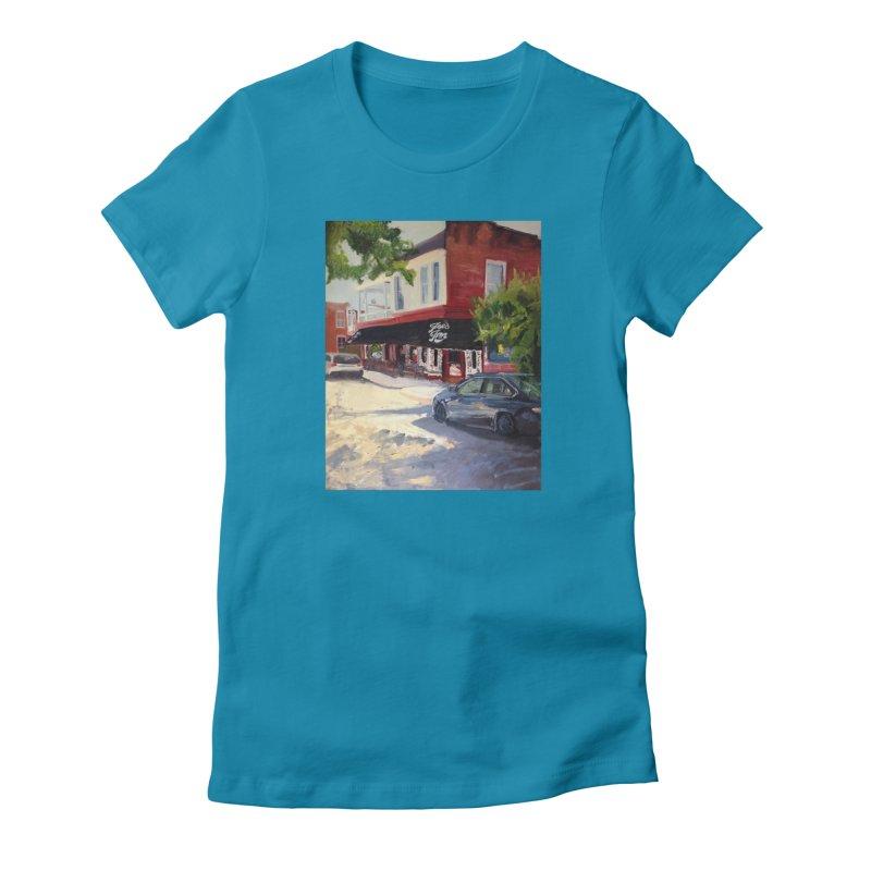 Joe's Inn Women's T-Shirt by NatalieGatesArt's Shop