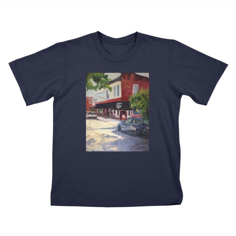 Joe's Inn Kids T-Shirt by NatalieGatesArt's Shop