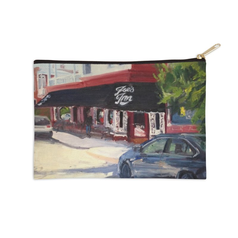 Joe's Inn Accessories Zip Pouch by NatalieGatesArt's Shop