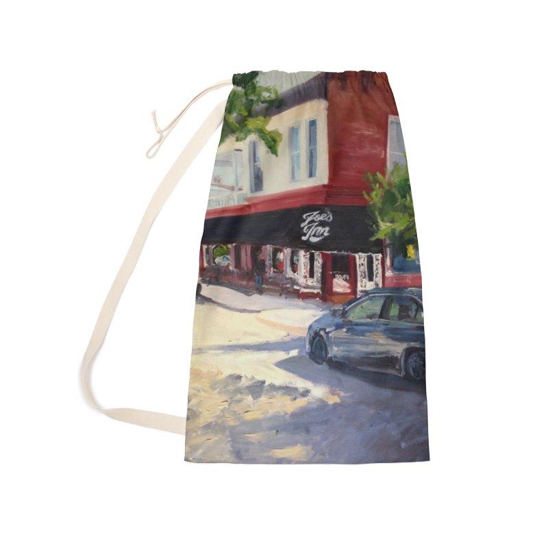 Joe's Inn Accessories Bag by NatalieGatesArt's Shop