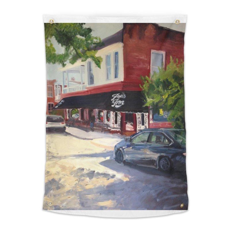 Joe's Inn Home Tapestry by NatalieGatesArt's Shop