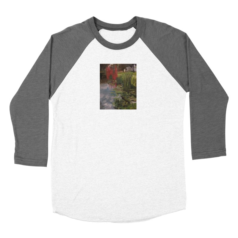 """""""Chihuly Sculpture and Water Lilies at the VMFA"""" Women's Longsleeve T-Shirt by NatalieGatesArt's Shop"""