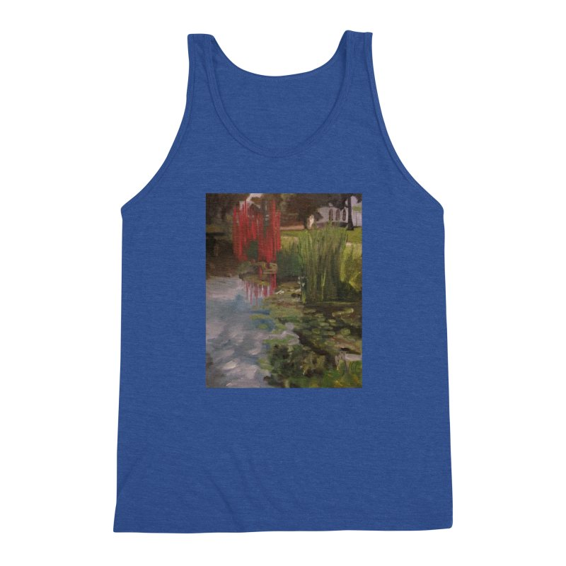 """""""Chihuly Sculpture and Water Lilies at the VMFA"""" Men's Tank by NatalieGatesArt's Shop"""