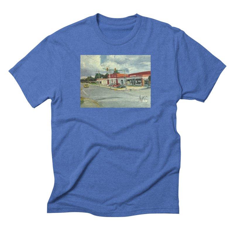 Krispies Chicken Men's T-Shirt by NatalieGatesArt's Shop