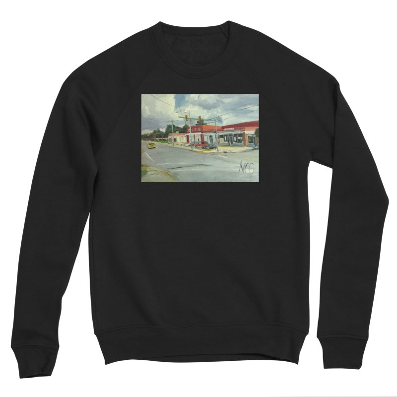 Krispies Chicken Women's Sweatshirt by NatalieGatesArt's Shop