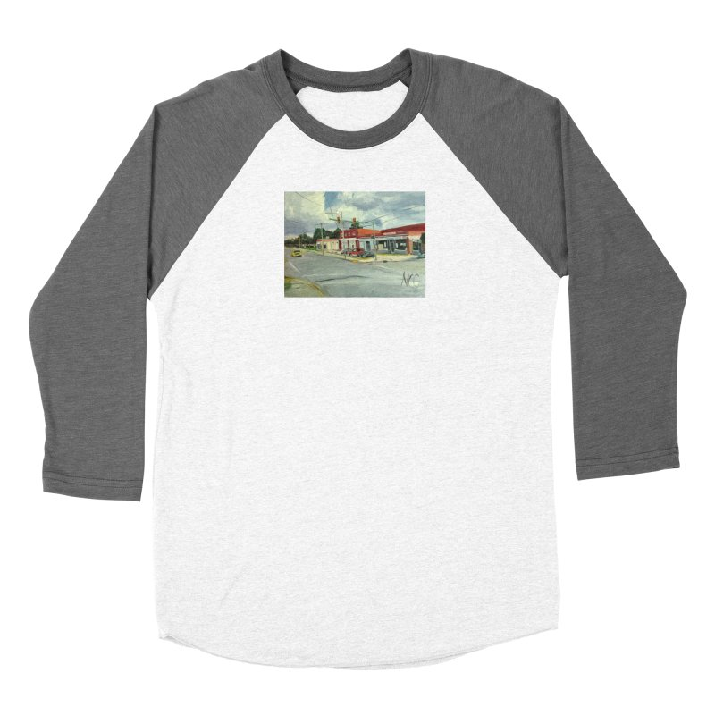 Krispies Chicken Women's Longsleeve T-Shirt by NatalieGatesArt's Shop
