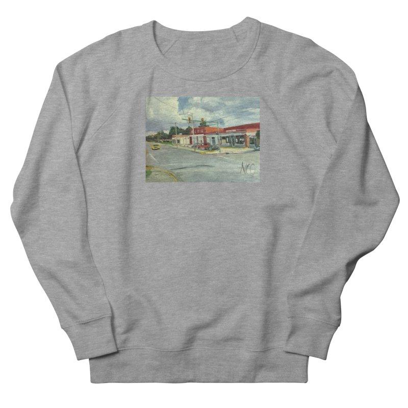 Krispies Chicken Men's French Terry Sweatshirt by NatalieGatesArt's Shop