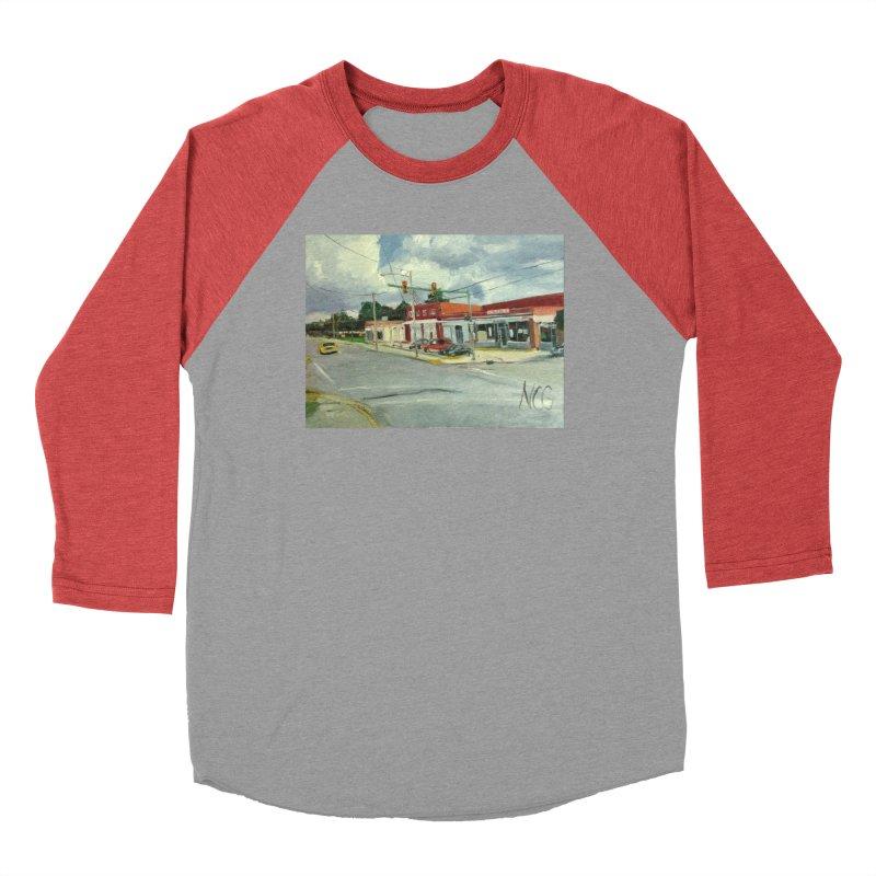 Krispies Chicken Men's Baseball Triblend Longsleeve T-Shirt by NatalieGatesArt's Shop