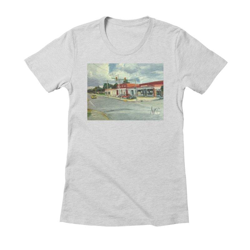 Krispies Chicken Women's T-Shirt by NatalieGatesArt's Shop