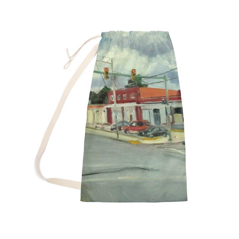 Krispies Chicken Accessories Bag by NatalieGatesArt's Shop