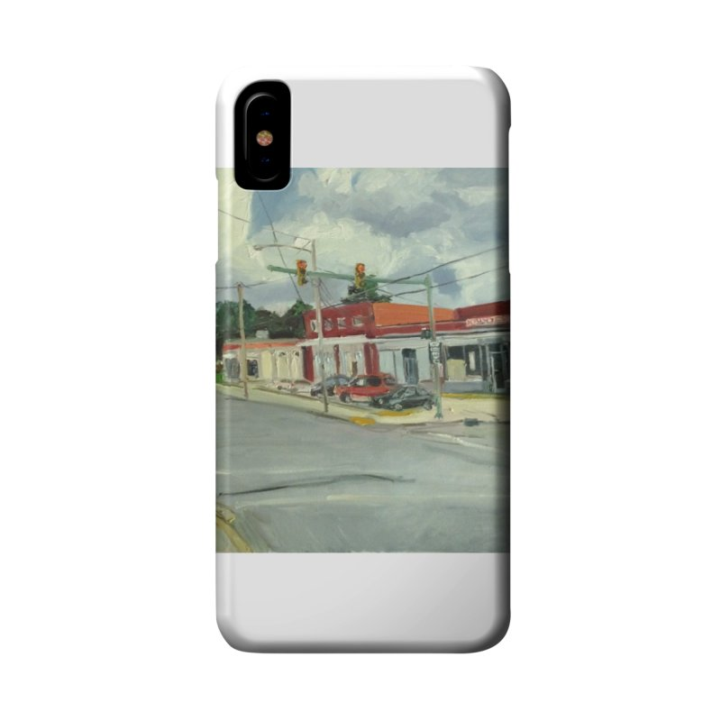 Krispies Chicken Accessories Phone Case by NatalieGatesArt's Shop