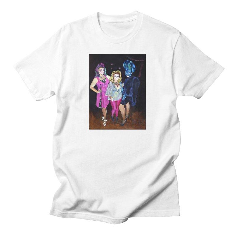 """Three Fancy Ladies"" Men's T-Shirt by NatalieGatesArt's Shop"