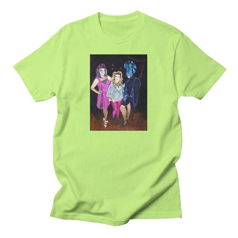 """Three Fancy Ladies"" Women's T-Shirt by NatalieGatesArt's Shop"