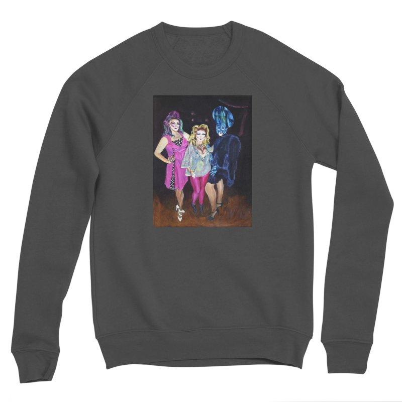 """""""Three Fancy Ladies"""" Women's Sponge Fleece Sweatshirt by NatalieGatesArt's Shop"""