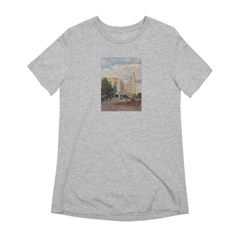 Miller and Rhoads Women's Extra Soft T-Shirt by NatalieGatesArt's Shop