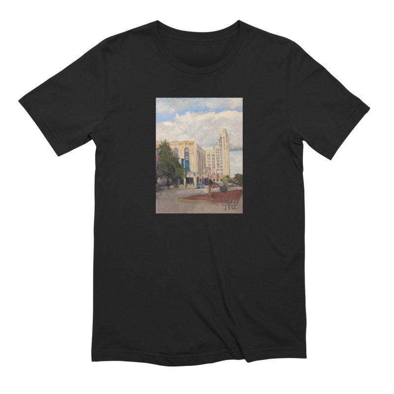 Miller and Rhoads Men's T-Shirt by NatalieGatesArt's Shop