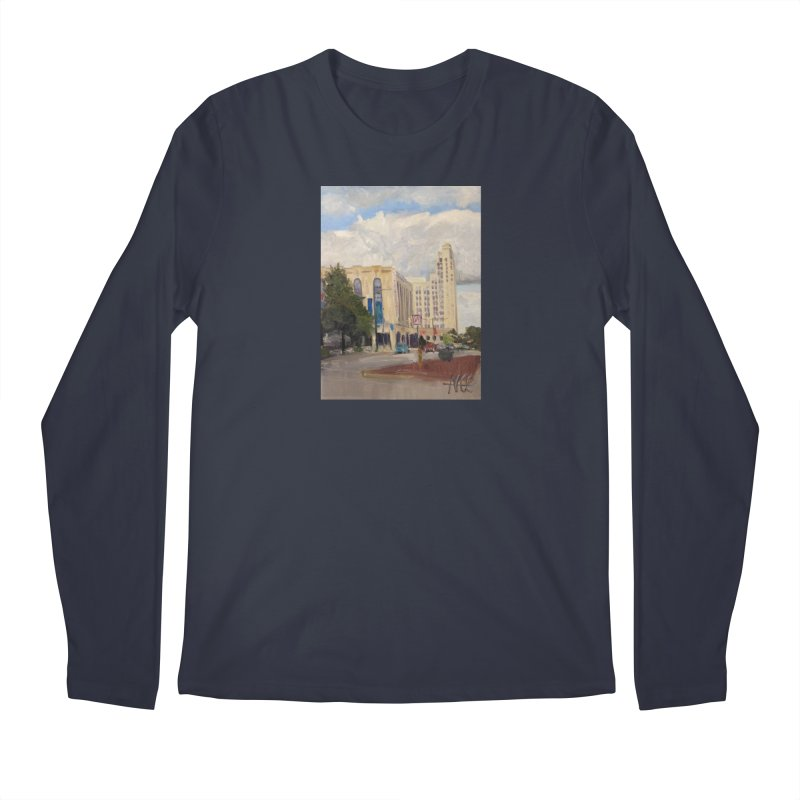 Miller and Rhoads Men's Regular Longsleeve T-Shirt by NatalieGatesArt's Shop
