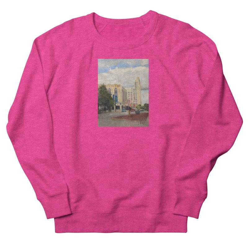 Miller and Rhoads Men's French Terry Sweatshirt by NatalieGatesArt's Shop