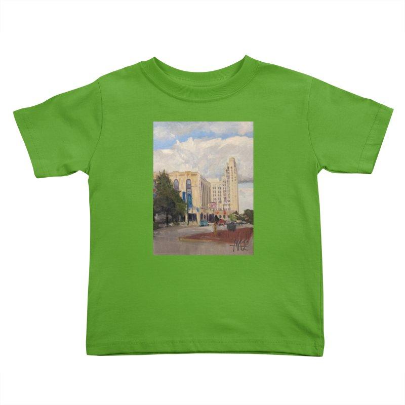 Miller and Rhoads Kids Toddler T-Shirt by NatalieGatesArt's Shop