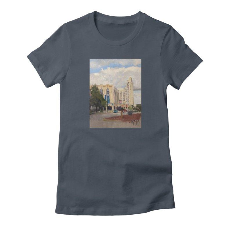 Miller and Rhoads Women's T-Shirt by NatalieGatesArt's Shop