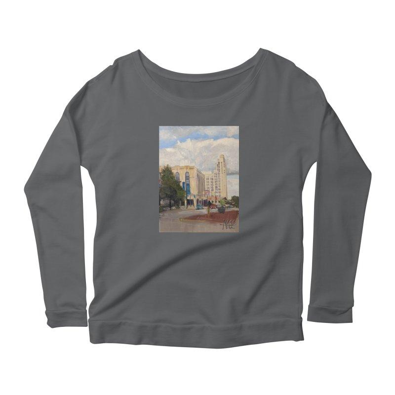 Miller and Rhoads Women's Longsleeve T-Shirt by NatalieGatesArt's Shop