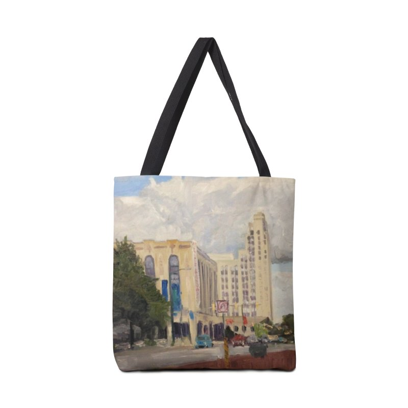 Miller and Rhoads Accessories Tote Bag Bag by NatalieGatesArt's Shop